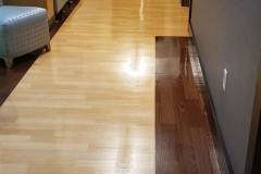 Commercial Floor Cleaning and Buffing