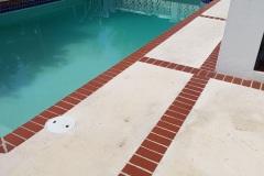 Concrete Cleaning & Brick Detailing
