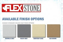 FlexStone Color Swatch