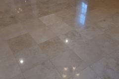 Floor Cleaning & Polish