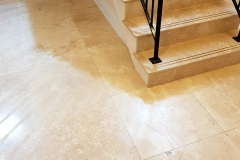 Floor Restoration Before