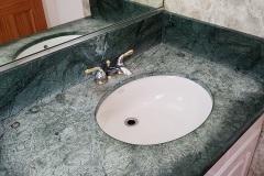 Bathroom Counter Top Restoration