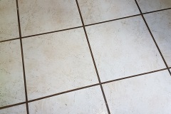 Porcelain Tile and Grout Deep Cleaning