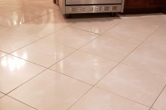 Porcelain Tile and Grout Deep Clean