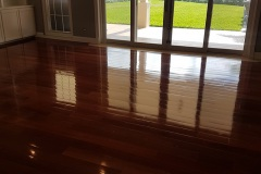 Wood Floor Cleaning and Sealing